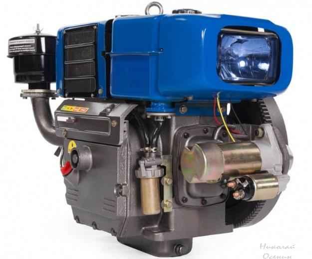 Как выбрать двигатель для мотоблока