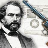 �стория появления первого револьвера