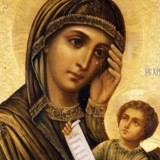 Почему на Руси почитали Пресвятую Богородицу
