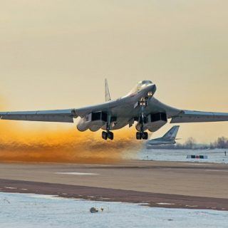 Ту-160 «Белый лебедь» - прошлое и будущее самолета
