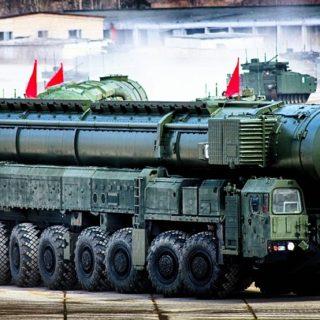 Ракетный комплекс «Ярс» на страже нашей безопасности
