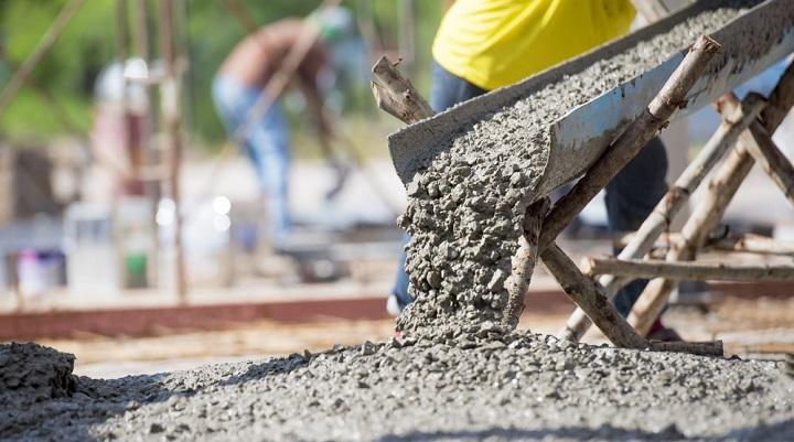 Самовосстанавливающийся бетон