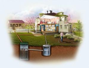 Как обустроить канализацию