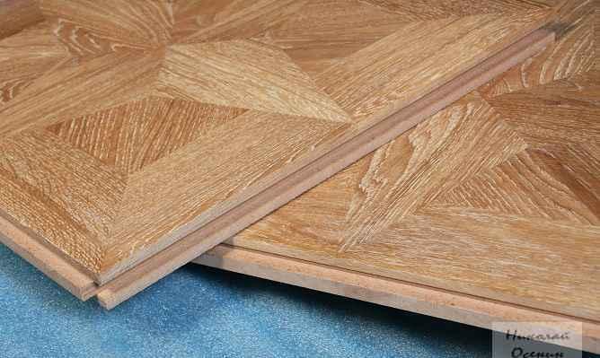 теплый пол под деревянный пол