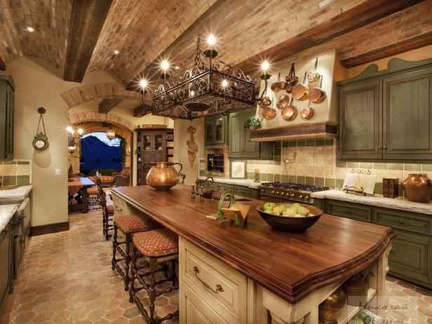 Итальянский стиль кухни