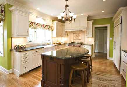 Традиционные стили кухни