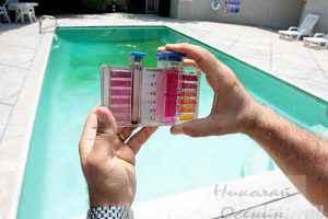 Индикатор жесткости воды