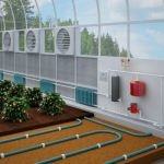 Как спроектировать теплицу с принудительной вентиляцией