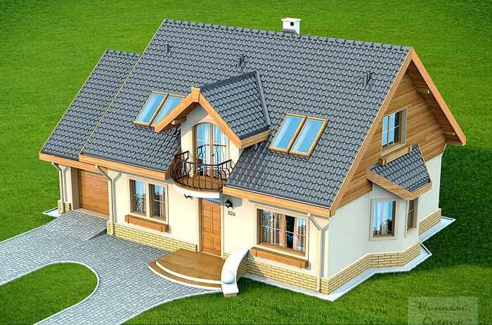 Какую крышу выбрать для частного дома