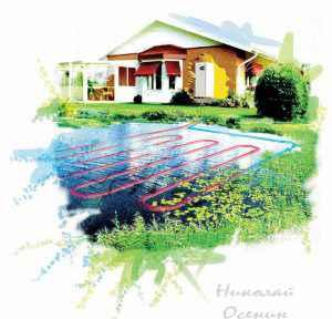 Тепловой насосс вода-воздух