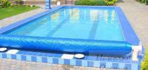 Укрывная пленка для бассейна