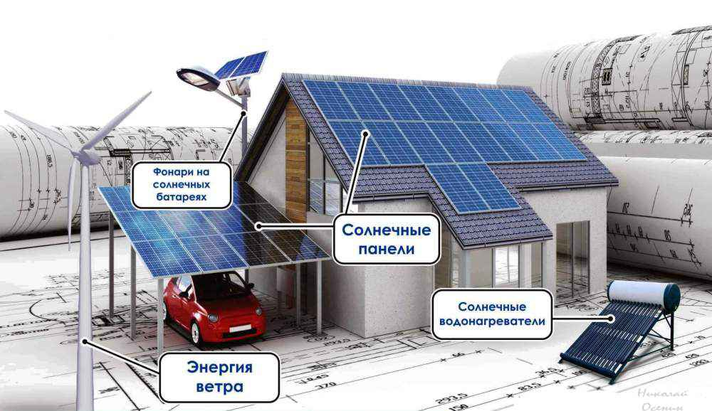 Альтернативные источники энергии своими руками » что можно 62