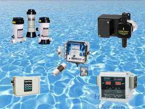 Контроль качества воды в бассейне