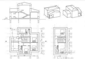 Форма жилых помещений в плане
