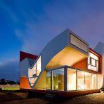Форма жилых помещений в частном доме