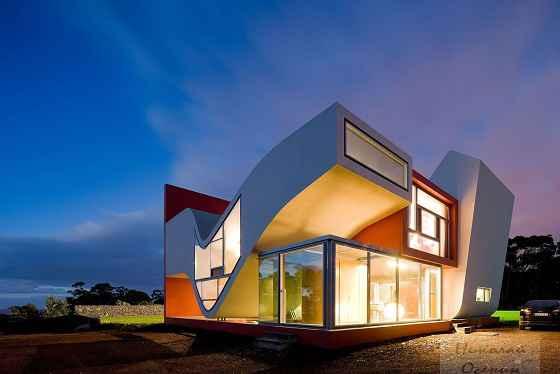 Форма жилых помещений