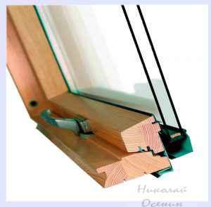 Стеклопакеты для мансардного окна
