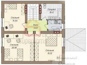 Квадратная форма жилых помещений