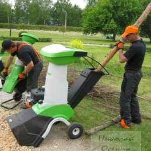 Безопасность при работе с измельчителем