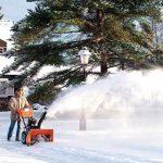 Как выбрать снегоуборщик для дачи