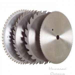 Как выбрать диск для резания фанеры