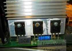 Силовые транзисторы инвертора