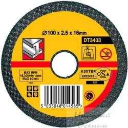 Сертифицированный диск для болгарки