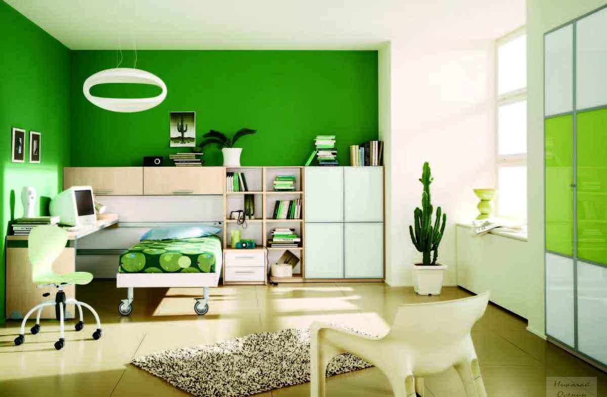 Дизайн комнатобоями online