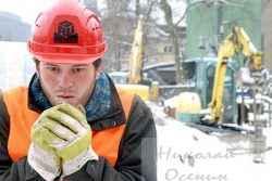 Проблемы строительства зимой