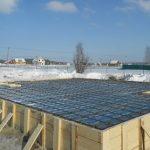Как работать с бетоном зимой