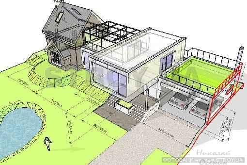 Особенности проектирования частного дома