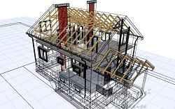 Выбор конструкции частного дома