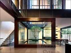 Организация внутреннего пространства частного дома