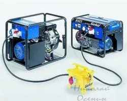 Параллельная работа электрогенератора