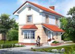 Строительство дома на маленьком участке