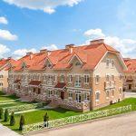 Типовой проект частного дома