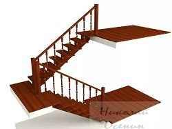 лестница в проекте