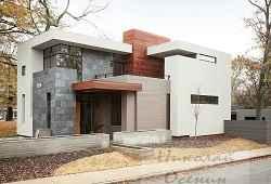 Простые формы фасадов