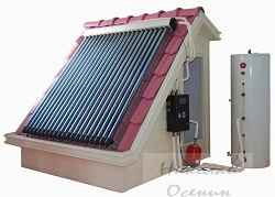 Использование солнечного коллектора