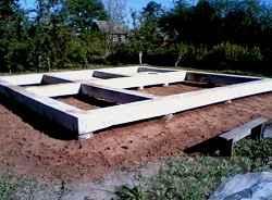 нулевой цикл при строительстве дома