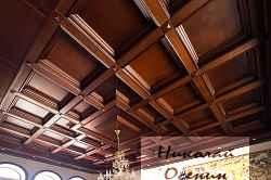 балки для кессонного потолка