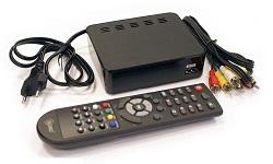 Как выбрать ресивер DVB-Т2
