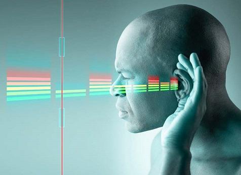 Порог слышимости