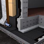 Гидроизоляция и пароизоляция при строительстве