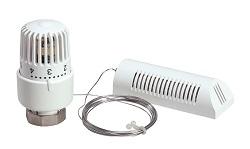 термоголовка с выносным датчиком