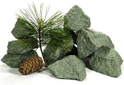 Экологичность камней для бани