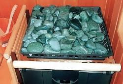Жадеит для каменки