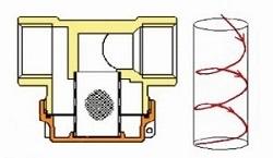 Конструкция и принцип работы прямых фильтров