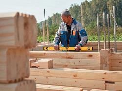 Как контролировать строительство домов из клееного бруса