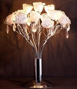 декоративные светильники в интерьере
